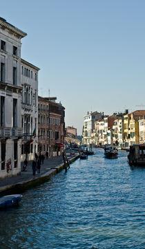 canal grande venice #2 von Alessio Parolin