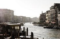 canal grande venice von Alessio Parolin