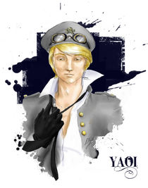 Yaoi by duvallon