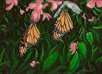 Emily's Monarchs von Deb Thompson