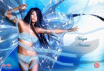 Blue Ribbon Maya von axel-doi