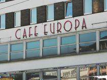 Café Europa von Kathrin Kiss-Elder