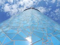 Kegel des Dachgartens der Bundeskunsthalle Bonn von Kathrin Kiss-Elder