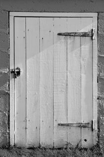 Locked Door by Craig Joiner