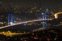 Istanbul Bosphorus Bridge by Evren Kalinbacak