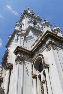 Bulgarian St. Stephen Church by Evren Kalinbacak