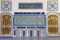 Topkapi Palace von Evren Kalinbacak