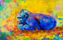 Gorilla by Betty LaRue