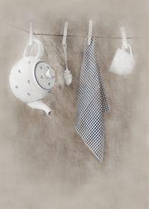 nach dem Abwasch by Christine Lamade