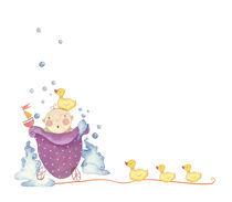 Baby bath by nonoray