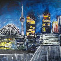 Berlin Potsdamer Platz von Laura Lassa