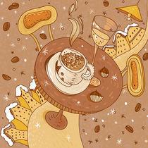 coffee time von Varvara Kurakina