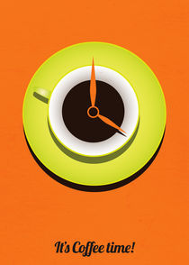 It's Coffee time von Boriana Giormova