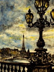 Tour Eiffel by Wilhelm Brück