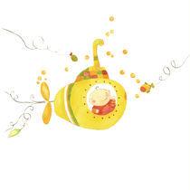 Baby's yellow submarine by nonoray