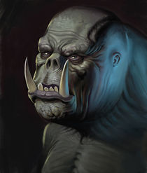 Sad Troll by Pablo Dario Aschei