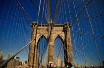 Brooklyn Bridge by sofiane
