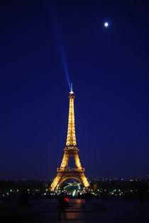 Paris - eiffel tower by sofiane
