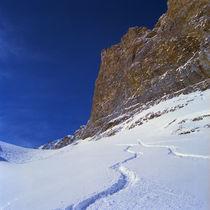 off piste snowboarding von Vsevolod  Vlasenko