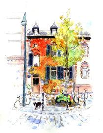 Martinsviertel by Annie Nguyen-Barany