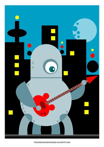 Play-robot