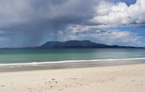 Passing Storm Across Bruny Island, Tasmania von photography-by-odille