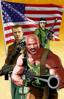 G.I. Joe #3 von Rob Sharp