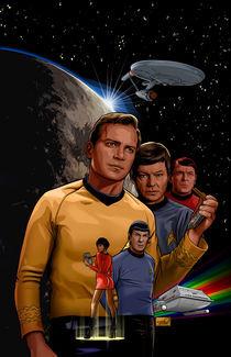 Star Trek - Omnibus by Rob Sharp