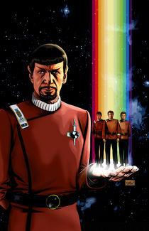 Alternate Universe - Star Trek by Rob Sharp