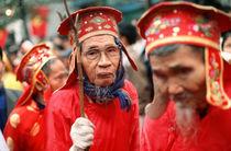 Buddhistische Zeremonie von captainsilva