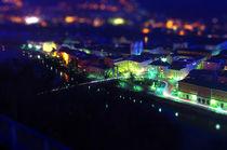 Passau at Night von erik kaiser