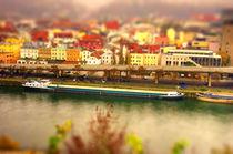 Passau - Stadt von erik kaiser