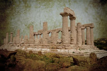 Temple of Juno Lacinia in Agrigento by RicardMN Photography