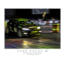 Fords Focus RS EMS by Fons Bitter