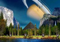Fantasie Welten Bild 01 von Klaus Lensch