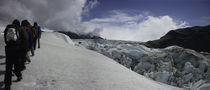 :: trekking at viedma glacier :: by Bárbara Greco