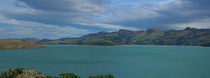 Approach to Akaroa von photography-by-odille