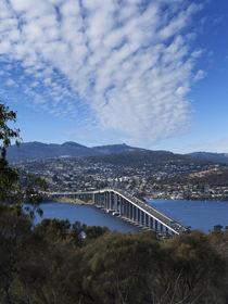 Tasman Bridge, Hobart, Tasmania von photography-by-odille