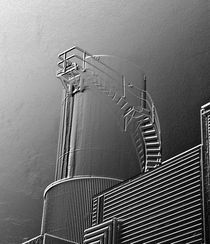 Industrial #1 by photography-by-odille