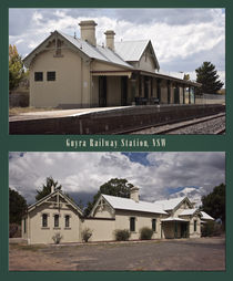 Uralla Railway Station, NSW, Australia