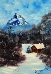Winterfrieden by Eva Borowski