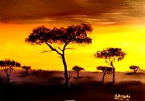 Afrika von Eva Borowski