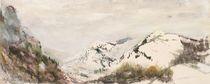 Journey to mountains II by Anna-Maija Rissanen