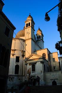 The Santa Maria della Salute von rhjvisser