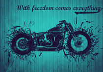 With freedom comes everything by Martin Heinz