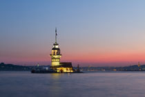 The Maiden's Tower von Evren Kalinbacak