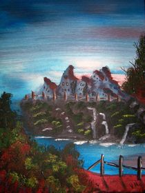 Insel der Vergessenen by Vera Markgraf
