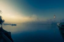 London Mist by Didier Kobi
