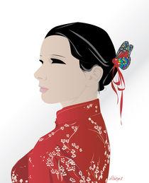 China girl by Laura Gargiulo
