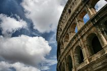 The Colosseum, Rome by David Robinson
